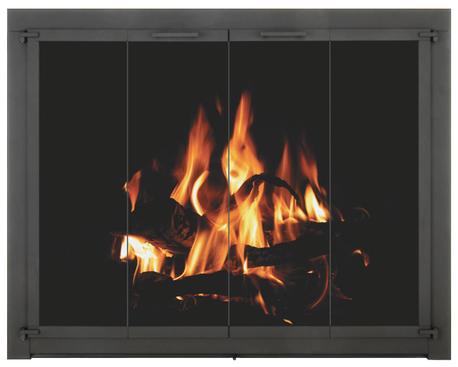Chimney Pro - Houston's #1 Fireplace Company! - Fireplace Doors ...